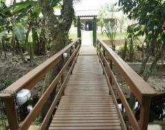 Ponte sobre o riacho Delpoá