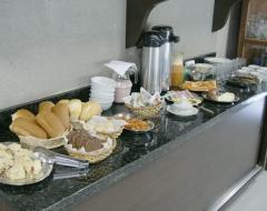 Café da manhã/Buffet