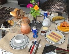 Café da Manhã personalizado